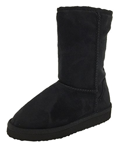 soda boots with fur - 8
