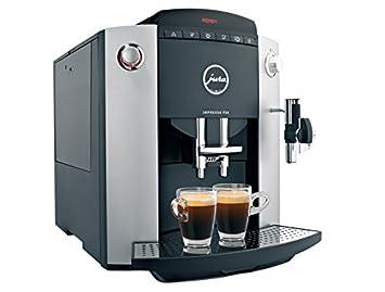 Jura IMPRESSA F50, Negro, Plata, 1450 W, 220/240 MB/s, 280 x 345 x 435 mm, 9100 g - Máquina de café: Amazon.es: Hogar