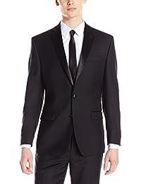Men's Modern Fit 100% Wool Tuxedo Separate Jacket