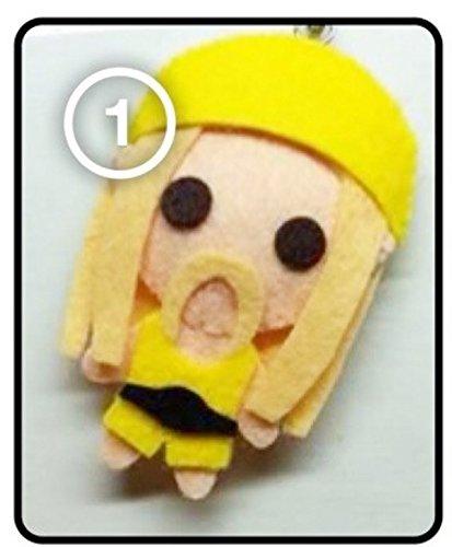 [SJ Super Junior Leeteuk - Hulk Good Friends SS4 [Fancy Costume] KPOP Handmade Doll Keychain] (2ne1 Kpop Costumes)