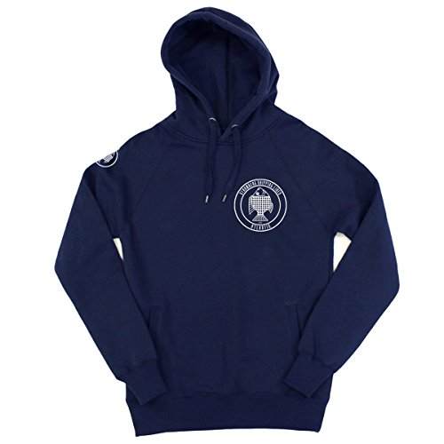 The SPY WHO Loved ME: Stromberg Shipping Lines Mens Pullover Hoodie (Stromberg Printed)