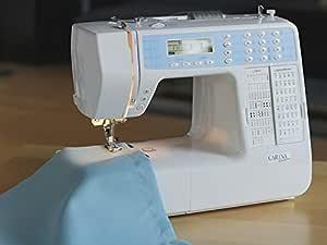 Máquina de coser Carina Professional Edition: Amazon.es: Hogar