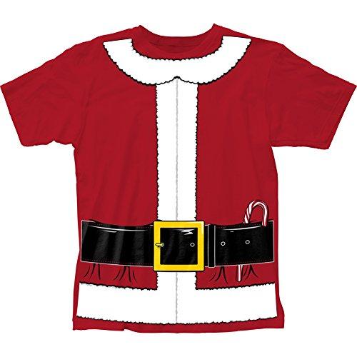 Impact Santa Claus Costume Tee ()