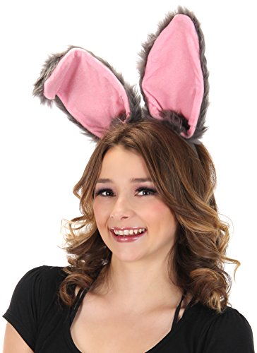 Brown Bunny Ears - elope Bendy Bunny Ears Headband