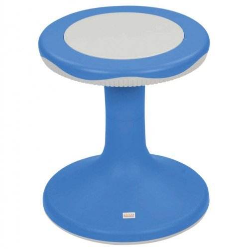 "15"" K'Motion Stool - Primary Blue"