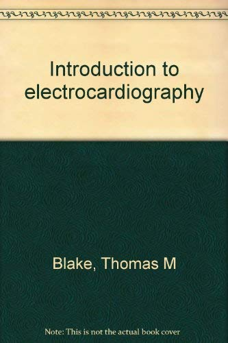 Introduction to electrocardiography