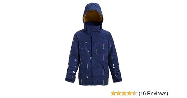 43442b742 Amazon.com  Burton Girls  Elodie Jacket  Clothing