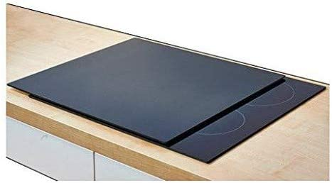 56x50x2 cm Zeller Herdblende-//Abdeckplatte Lemon Splash Glas