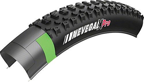 - Kenda Nevegal X Pro Tire: 29 x 2.2 DTC and KSCT Folding Bead, Black