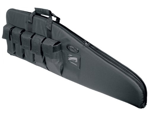 UTG DC Series Tactical Gun Case with Added Capacity (Black, 46-Inch)