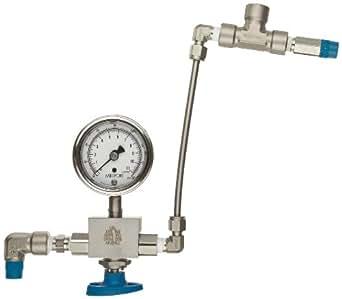 Millipore Xx6700l55 Bubble Point Test Apparatus Science