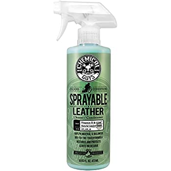 Chemical Guys SPI_103_16 Sprayable Leather Cleaner and Conditioner in One (16 oz)