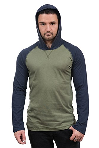 Sleeve Pullover T Shirt Contrasting Necktape product image