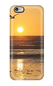New Premium JudyRM Sunrise Skin Case Cover Excellent Fitted For Iphone 6 Plus