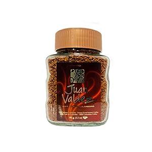 Juan Valdez, caffè liofilizzato - caffè istantaneo, Vaso da 95g.