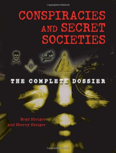 Conspiracies and Secret Societies by Brand: Visible Ink Press