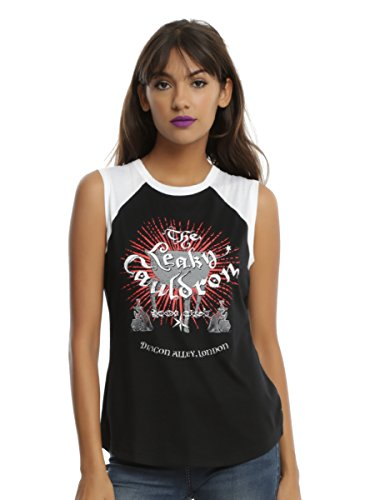 [Harry Potter The Leaky Cauldron Girls Muscle Top] (Harry Potter The Leaky Cauldron)