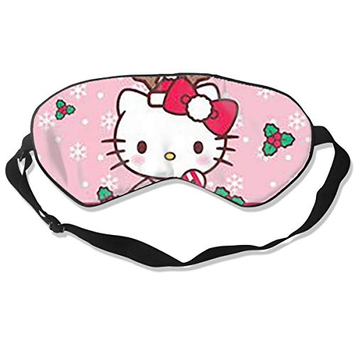 CFXDD Hello Kitty Sleeping Eye Mask for Women