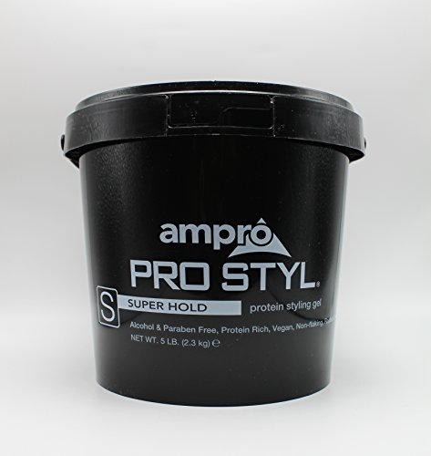 (Ampro Styling Gel Super, 5 Pound)