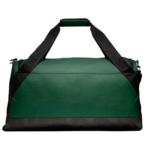 Nike Brasilia Medium Duffel Bag BA5334-333 Green