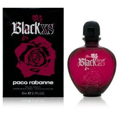 Black XS by Paco Rabanne Toilette Spray
