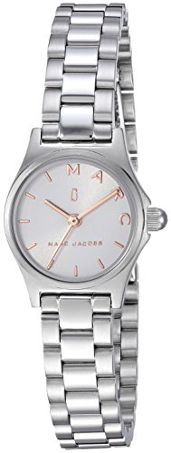 Marc by Marc Jacobs Women's MJ3586 Henry Analog Display Analog Quartz Silver Watch