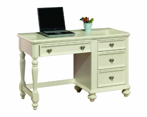 Medium Density Overlay Panel ~ Offer cheap acme athena computer desk white sale