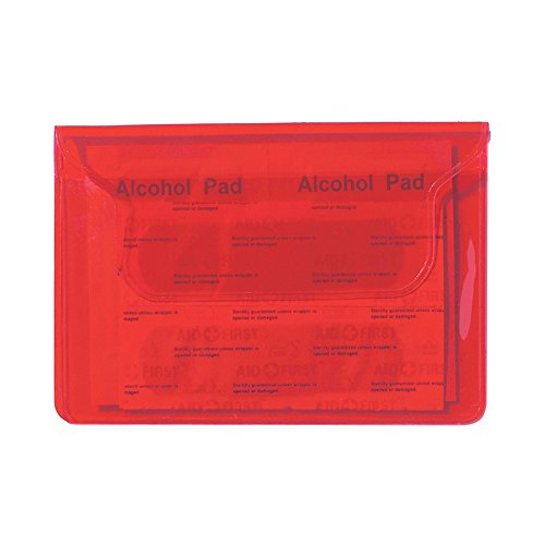 First Aid Pouch - 250 Quantity - $0.99 Each - PROMOTIONAL PRODUCT / BULK / BRANDED with YOUR LOGO / CUSTOMIZED by Sunrise Identity (Image #2)