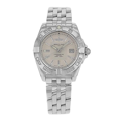 Breitling Windrider Galactic 32 Ladies Watch A71356L2/G702