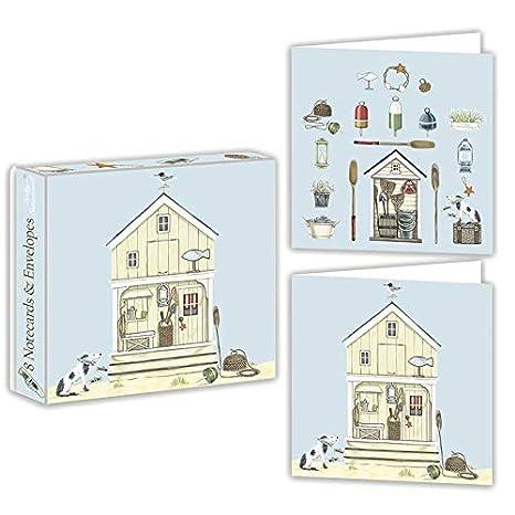 Sally Swannell & Sobres), diseño de casetas de playa se vende & enviados