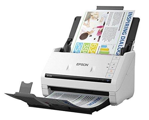 - Epson Workforce Ds-530 A4 600x600dpi usb3.0