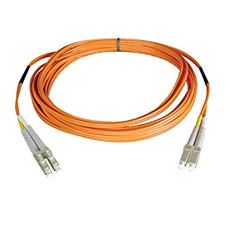 Tripp Lite Duplex Multimode 62.5/125 Fiber Patch Cable (LC/LC), 20M (65-ft.)(N320-20M) (B000P7NDES) | Amazon price tracker / tracking, Amazon price history charts, Amazon price watches, Amazon price drop alerts
