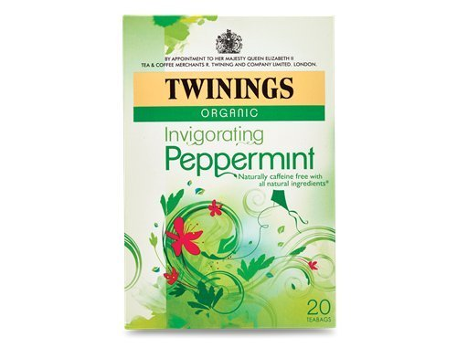 Twinings Peppermint Herbal Ounce Count