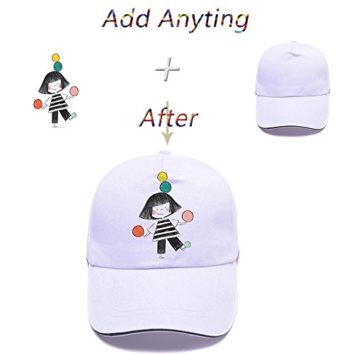 (Custom Baseball Hat,Men/Women Hat (Cutton), Add Anything(Photo/Text/Logo))