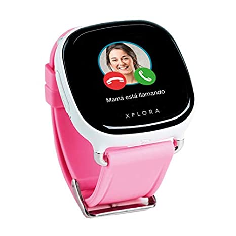 Reloj Explora 1 Blanco/Rosa: Amazon.es: Electrónica