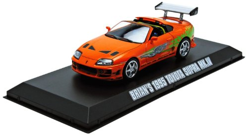 toyota supra model car diecast - 6