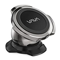 VAVA Magnetic Phone Holder for Car Dashboard with a Super Strong Magnet for iPhone 7/7 Plus/8/8 Plus/X/Samsung Galaxy S8/S7/S6 andMore