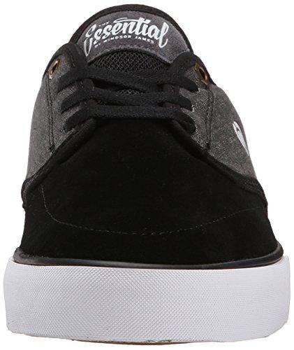 Shoe Black Essential Skate Shale Men's C1RCA POZ0WngHq