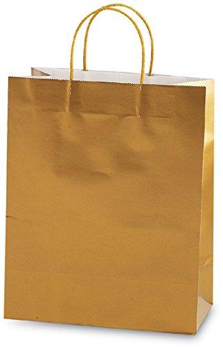 FLOMO 1882783 Gold Large Gift Bag - Case of 60 from FLOMO