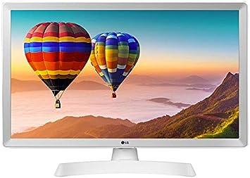 LG TV Led 28TN515S 28 Pulgadas (70 cm) HD Ready, Blanco, Monitor TV: Amazon.es: Electrónica