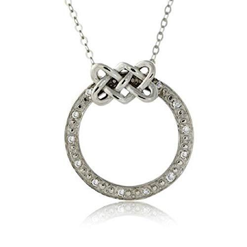 The Irish Jewelry Company Celtic Circle Pendant
