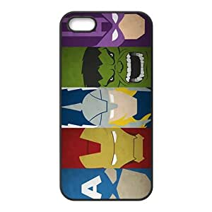 Happy The Avengers Hot Seller Stylish Hard Case For Iphone 5s