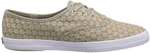 Vintage Mini Champion Women Khaki Daisy Fashion Keds Sneaker gwTYqxSHH