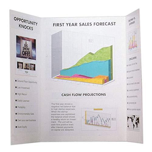 Office Depot Premium Foam Display Board, 36in. x 48in, White, 26966