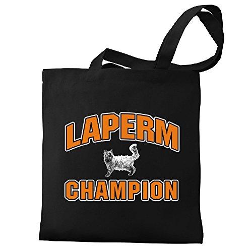 Eddany LaPerm Canvas LaPerm Eddany champion Tote Bag UUwHrq