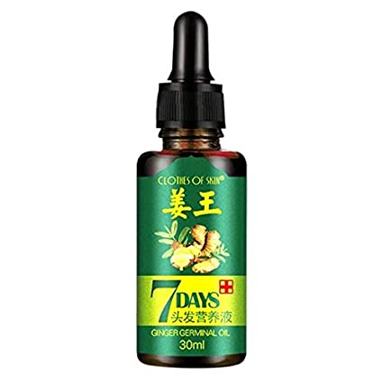 Buy Electrodose Ginger Hair Oil Growth Serum Glue Essence