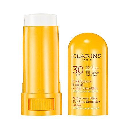 Clarins Sun Control Stick for Sun-Sensitive Areas with SPF 30, 8 Gram