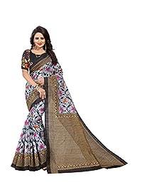 CRAFTSTRIBE New Indian Sari Traditional Multicolor Saree Pakistani Ethnic Wedding Bollywood