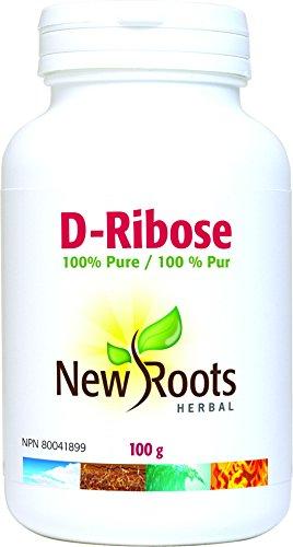 - New Roots D-Ribose Powder, 100 g