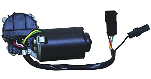 NEW FRONT WIPER MOTOR FITS CASE 570LXT 580K 580L 580SK 580SL 590 A186256 by Rareelectrical